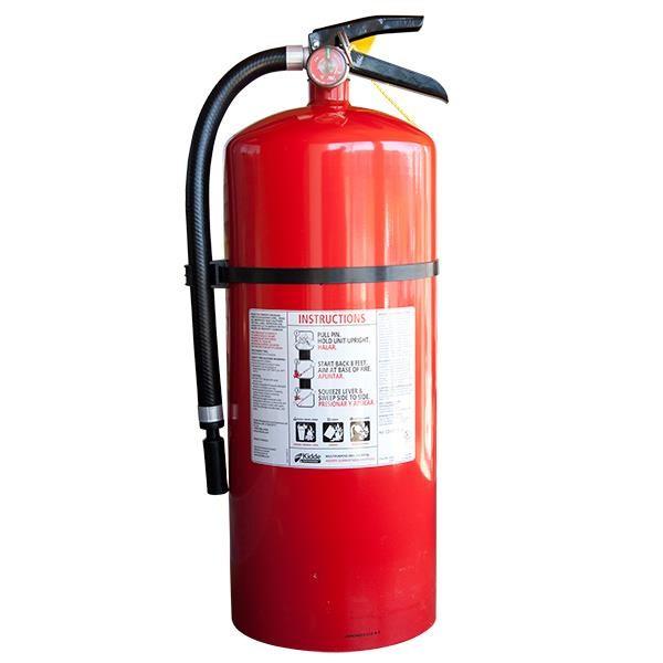 Kidde Pro Line 20 lb ABC Fire Extinguisher w/ Wall Hook