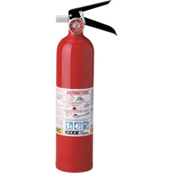 Kidde Pro Line 2.5 lb ABC Fire Extinguisher w/ Wall Hook
