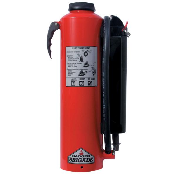 "Badgerâ""¢ Brigade 20 lb Purple K Fire Extinguisher"