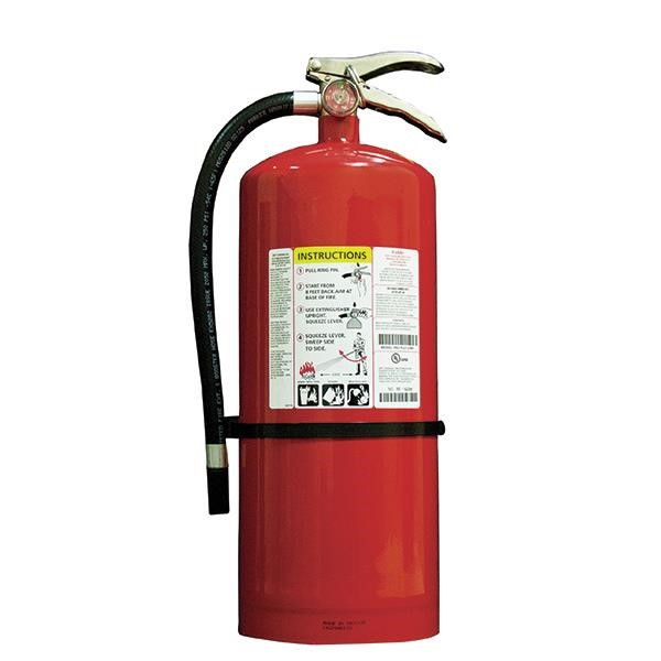 """Kidde Pro Plusâ""""¢ 20 lb ABC Extinguisher w/ Wall Hook"""