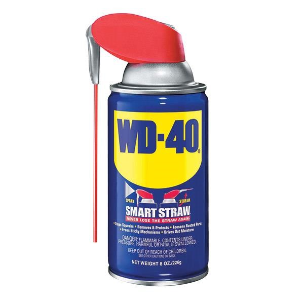 WD-40® Smart Straw (CARB Compliant), 8 oz Aerosol
