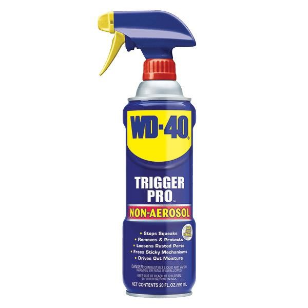 WD-40® Trigger Pro® Can, (CARB Compliant)