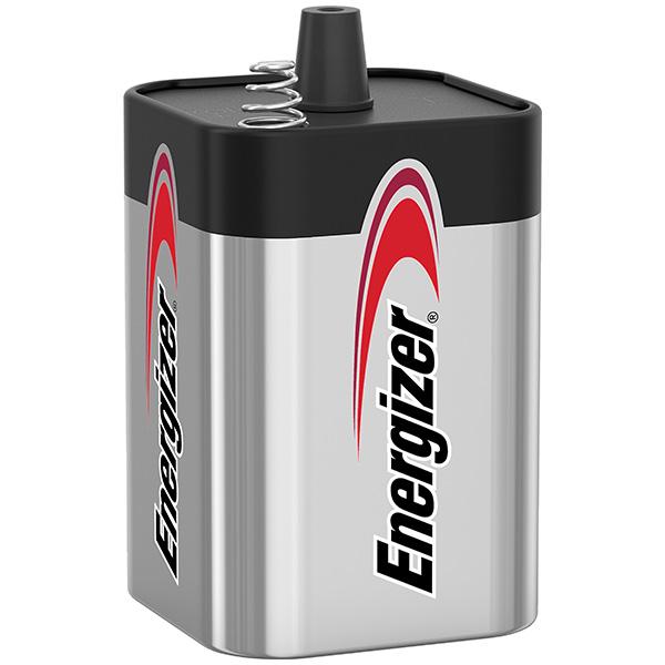 Energizer® Max® Alkaline 6V Battery (Coil Spring), 1/Pkg