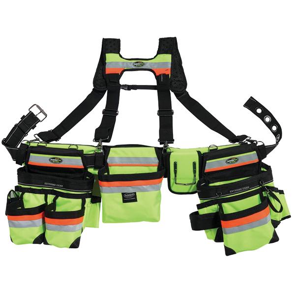 Bucket Boss® 3-Bag Framer's Rig