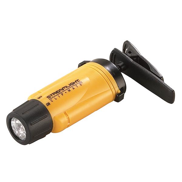 Streamlight® ClipMate® Clip-On LED Light