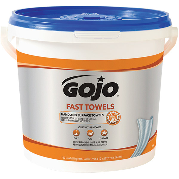 Gojo® Fast Towels Hand Cleaning Towels
