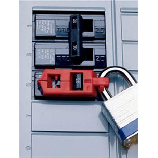 Brady® Snap-On Breaker Lockout, 1/Pkg