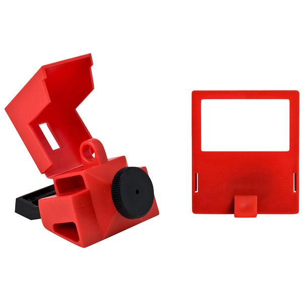 Brady® Clamp-On Breaker Lockout, 480/600 VAC, 1/Pkg
