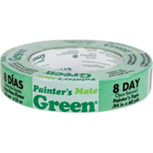 "Duck Brand® Painter's Mate Green® Masking Tape, 15/16"" x 60 yd"