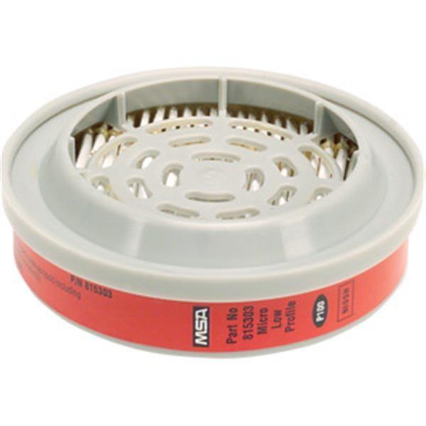MSA Advantage® Respirator Cartridge, Low Profile P100