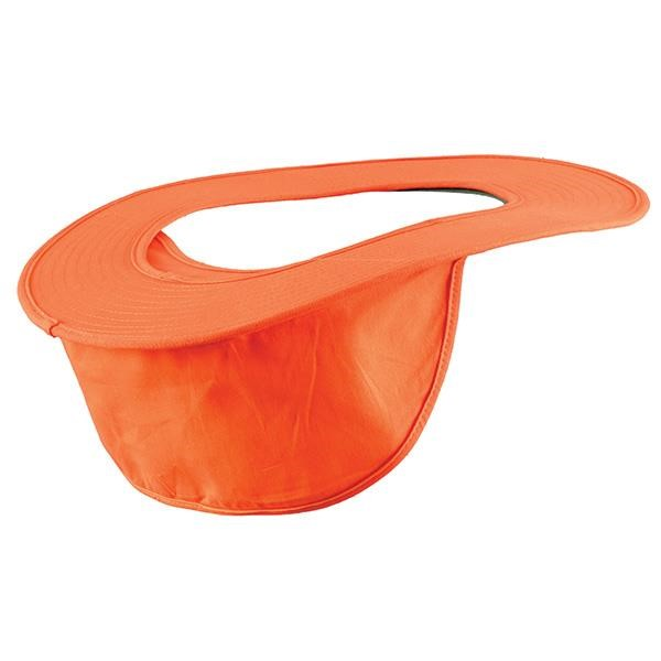 OccuNomix Hard Hat Shade, Orange