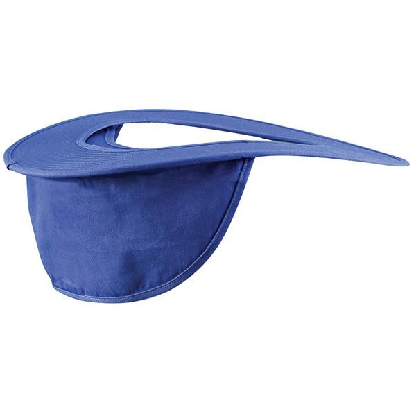 OccuNomix Hard Hat Shade, Royal Blue