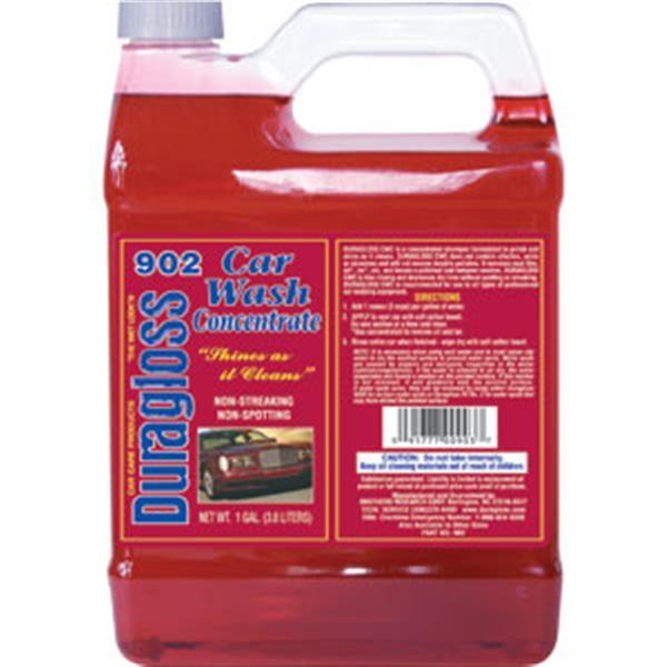 Duragloss® Car Wash Concentrate, 1 gal, 4/Case