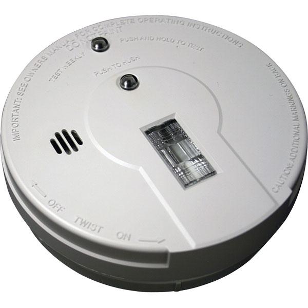 Kidde DC Smoke Alarm w/ Exit Light (Ionization)