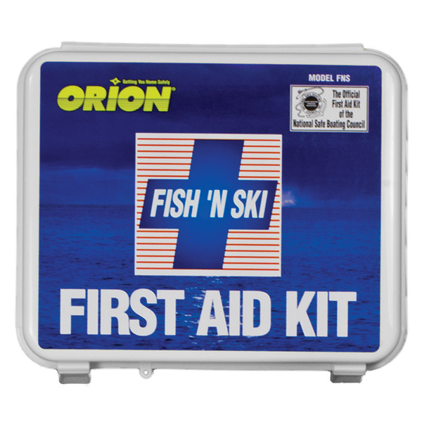 74-Piece Fish 'N Ski First Aid Kit