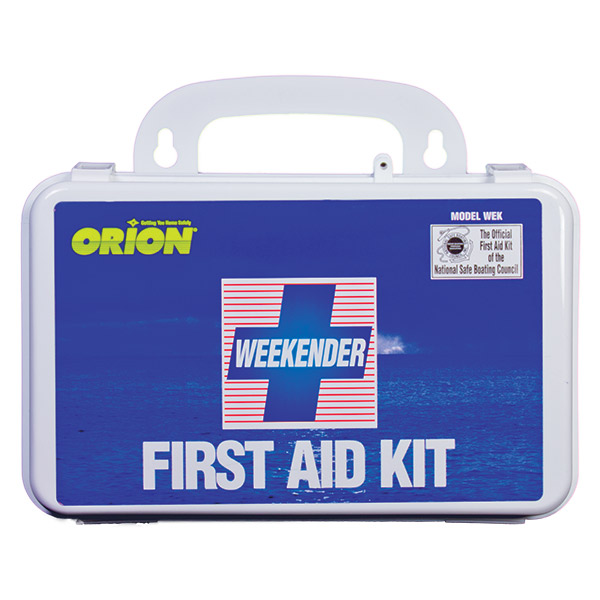 146-Piece Weekender First Aid Kits