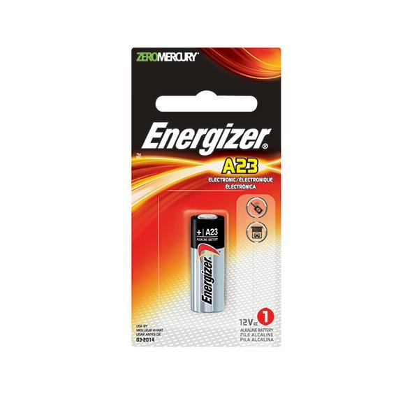 Energizer® A23 Battery, 1/Pkg