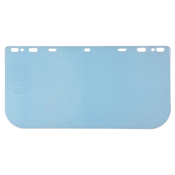 "MCR Safety® Universal PETG Face Shield, 8"" x 15 1/2"" x 0.04"""