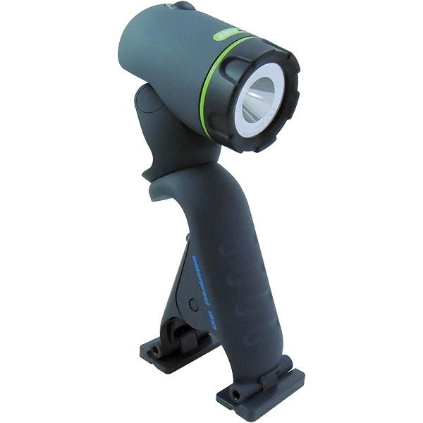 Blackfire® Waterproof 3AAA LED Clamplight