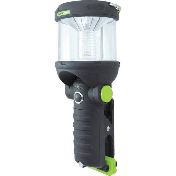 Blackfire® Lantern/Flashlight 3AA LED Clamplight