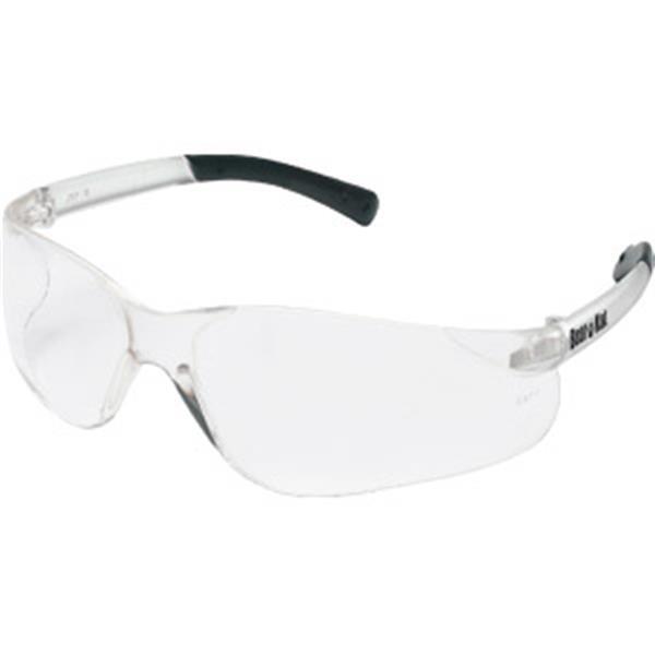 MCR Safety® BearKat® Eyewear, Clear Frame/Lens