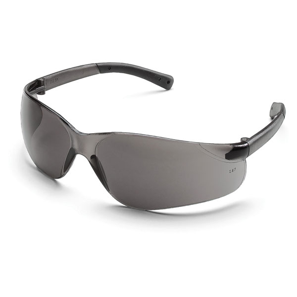 MCR Safety® BearKat® Eyewear, Gray Lens/Frame