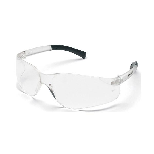 MCR Safety® BearKat® Small Eyewear, Clear Lens/Temple.