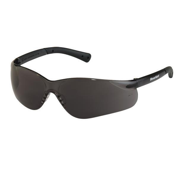 MCR Safety® BearKat® 3 Eyewear, Gray Lens/Temple