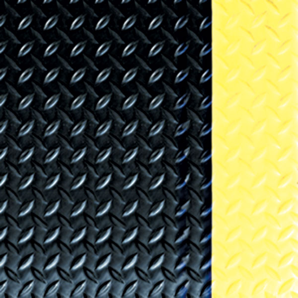 Crown Matting Industrial Deck Plate Mat
