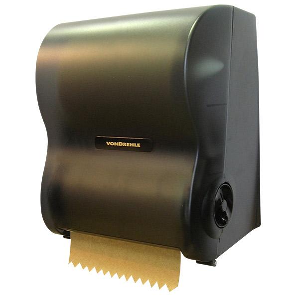 VonDrehle Hands-Free Pull-Down Dispenser (For 810BV Towels)