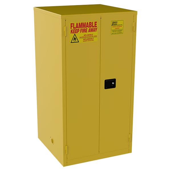 Jamco Safety Cabinet, Drum Storage, Manual Doors