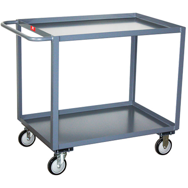 """Jamco Service Cart, 2 Shelves, 48""""L x 35""""H x 24""""W"""
