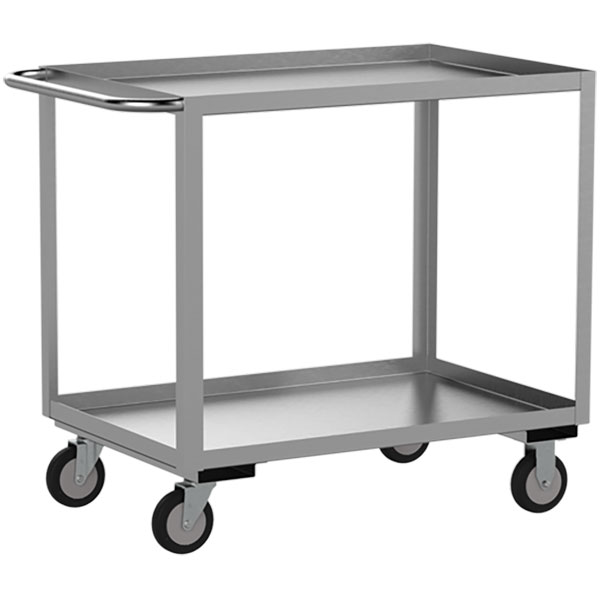 """Jamco Stainless Steel Service Cart, 36""""L x 35""""H x 24""""W"""