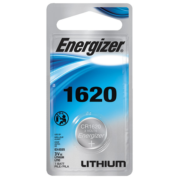 Energizer® 1620 Battery (3V)