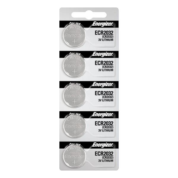 Energizer® 2032 Battery, Tear Strip