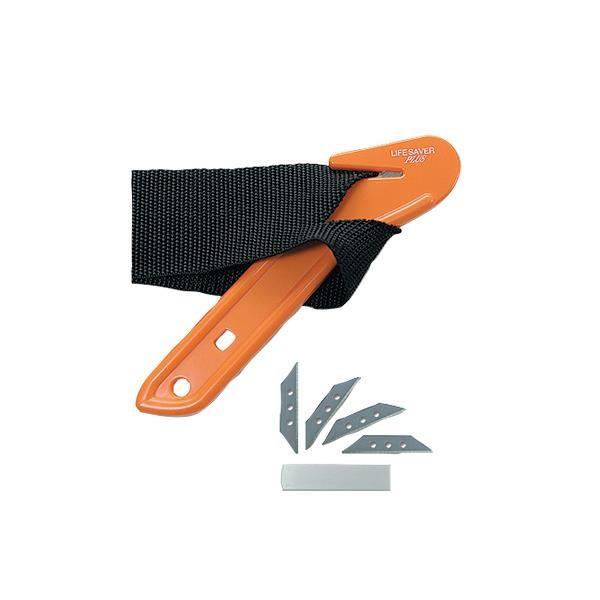 "Lifesaver Plusâ""¢ Seatbelt Cutter w/ O2 Wrench"