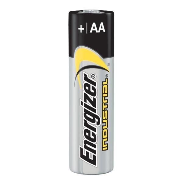 Energizer® Industrial® AA Alkaline Batteries, 24/Pkg