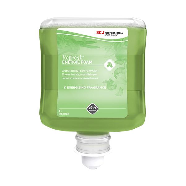 """Deb Group Refreshâ""""¢ Energie Foam Skin Cleanser"""