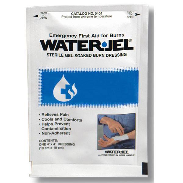 """Water-Jel® Burn Dressing, 4"""" x 4"""""""
