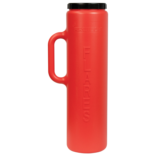 Safety Flare Container