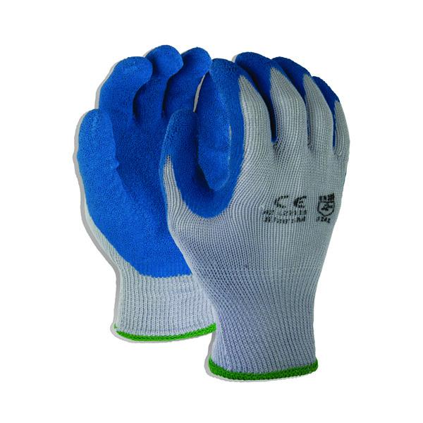 "TruForceâ""¢ Latex Coated Gloves, Medium"