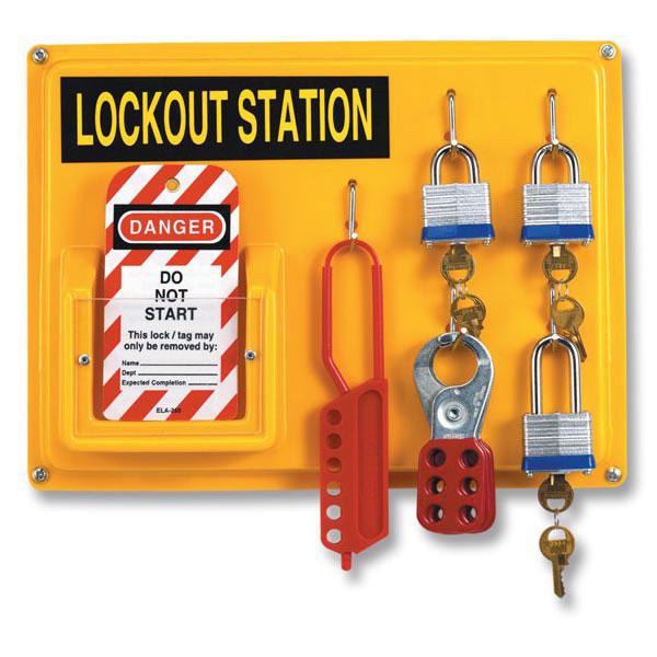 Honeywell® Lockout Station Panel