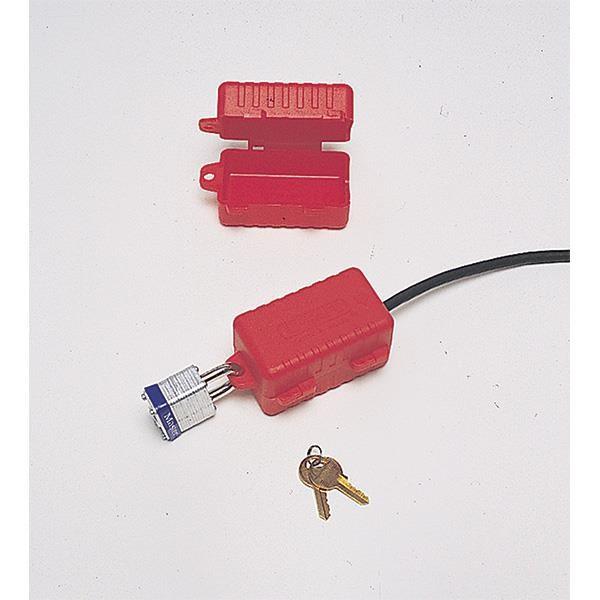 Honeywell® E-Safe® Plug Lockout, 220/550 VAC