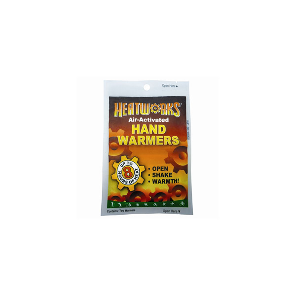 Hand Warmers, 8 Hour, 2/Pkg