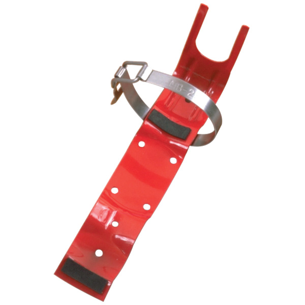 "Badgerâ""¢ Vehicle Bracket (For 2 1/2 & 2 3/4 lb Extinguishers)"