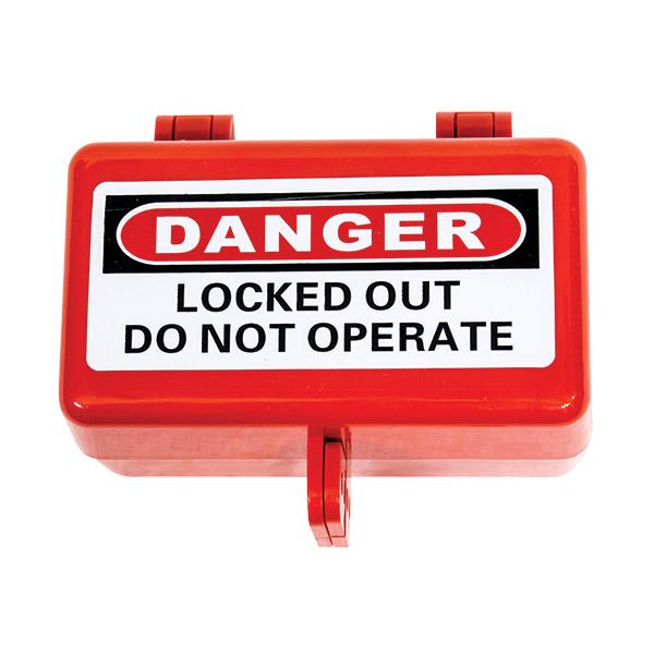 "TruForceâ""¢ Universal Electrical Plug/Air Hose Lockout"