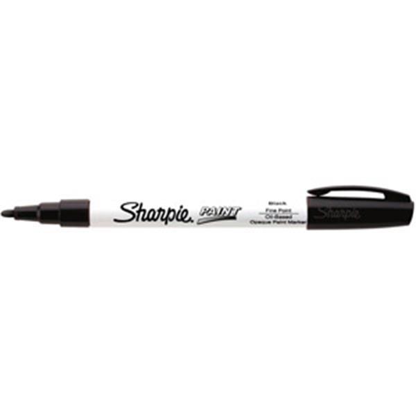 Sharpie® Paint Marking Pen, Fine, Black