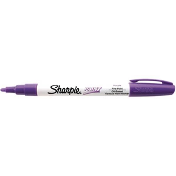 Sharpie® Paint Marking Pen, Fine, Purple