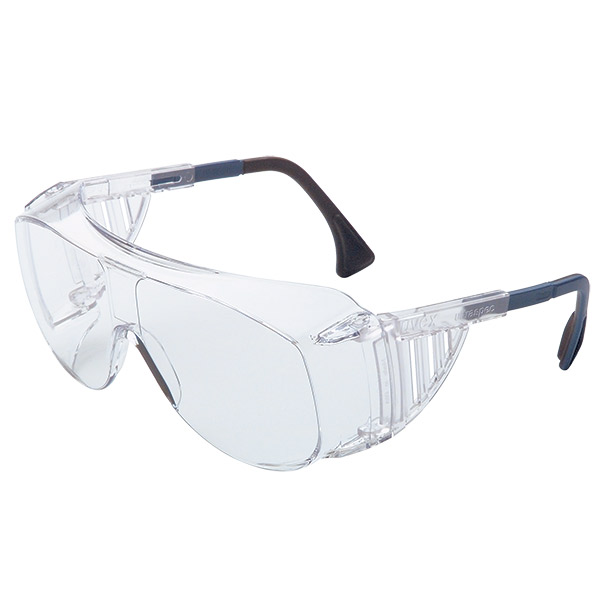 Uvex® Ultra-Spec® 2001 OTG Eyewear, Clear Lens