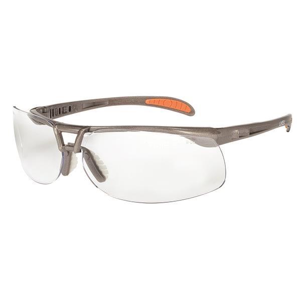 Uvex® Protégé® Eyewear, Sandstone Frame, Clear Lens